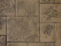 Tile Stamped Concrete