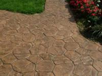 Stone Stamped Concrete