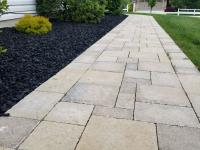 paver walkway up close
