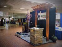 ProLawn Hardscaping display at expo show