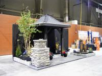 Chambersburg and Harrisburg annual expo shows, display by ProLawn & Landscaping