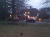 Outdoor landscape lighting, Greencastle, PA